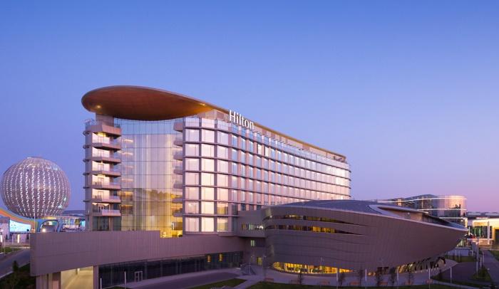 Компания Hilton открыла первый отель вАстане