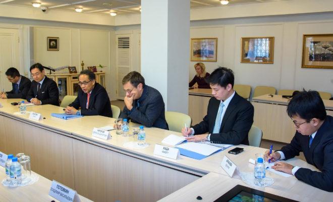 Один из регионов Японии предлагает сотрудничество Калужской области