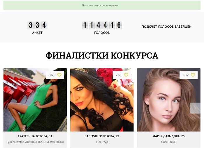 Интервью спобедительницей онлайн голосования конкурса «Мисс туризм-2017»