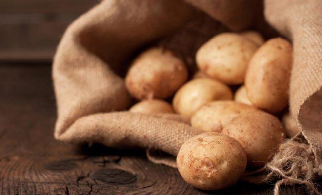 Житель Сухинчского района украл 2 мешка картошки