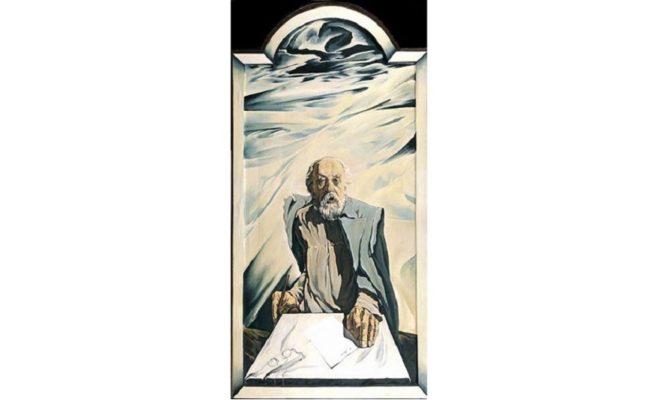 «К. Э. Циолковского» выставили в музее изобразительных искусств