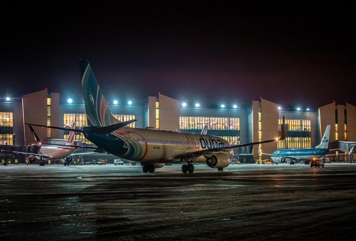flydubai начала выполнять рейсы вШереметьево