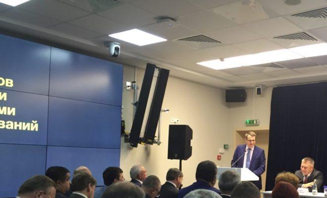 Алексей Никитенко на Общероссийском Конгрессе муниципальных образований поделился региональной практикой совершенствования межбюджетных отношений и развития общественного самоуправления