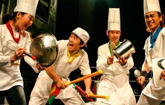 Корейские «сумасшедшие повара» приезжают в Турцию на комедийные шоу