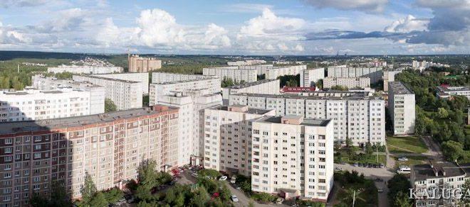 Новый сквер появится в микрорайоне Кубяка в Калуге