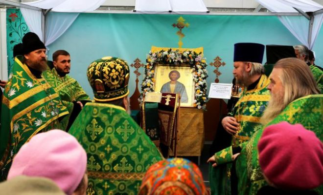 Православная выставка-ярмарка «Мир и клир» знакомит с красотой родной культуры