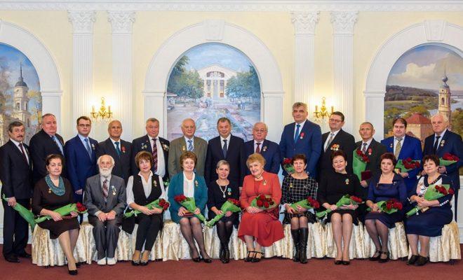 За укрепление обороноспособности страны наградили руководителей калужского завода