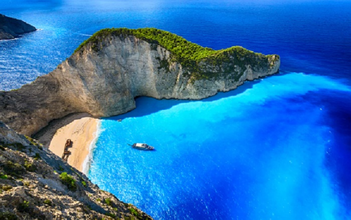 Где расположен самый красивый пляж наЗемле?
