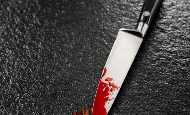 Конфликт между влюблёнными закончился ударом ножа в спину
