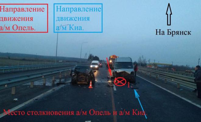 6 человек пострадали в аварии на Киевском шоссе