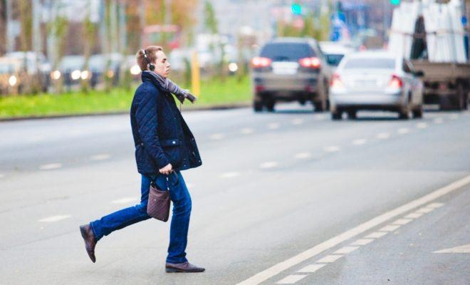 Сотрудники калужской ГИБДД оштрафовали 20 пешеходов за нарушение ПДД