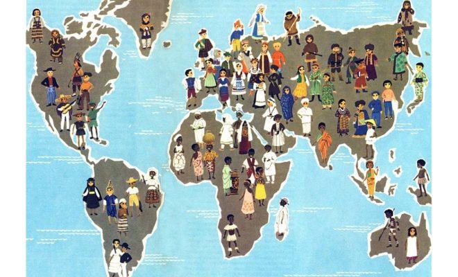 Конкурс на знание культур разных стран пройдет в Калуге