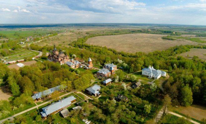 Село Шамординский планируют переименовать