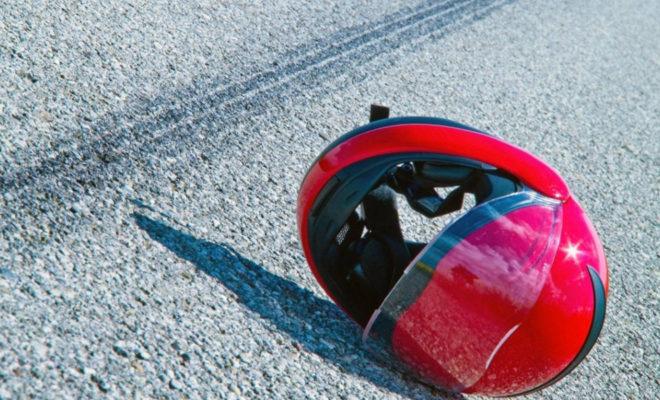 В Боровском районе ребята неудачно прокатились на скутере