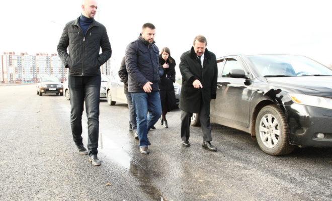 Депутату Госдумы рассказали о сложностях строительства шопинской дороги