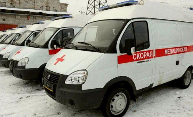 Кондрово и Сосенский получат автомобили «скорой» помощи