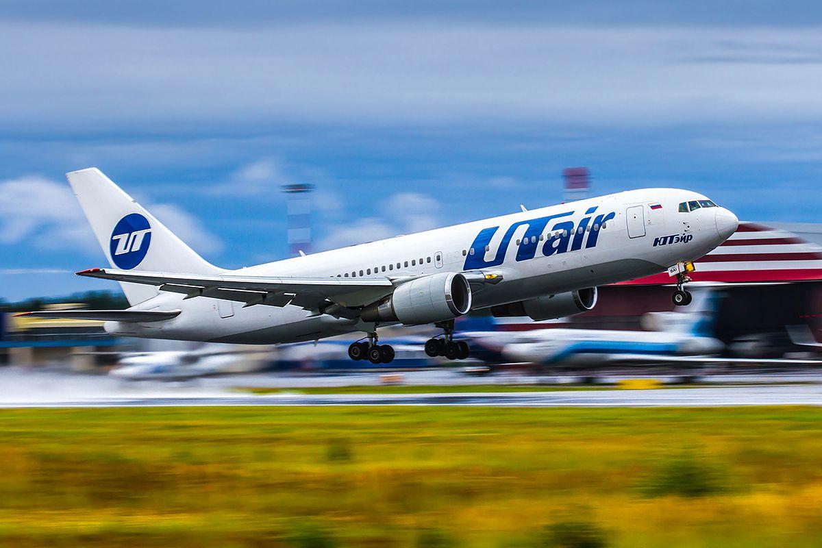 Utair стала самым пунктуальным перевозчиком РФ