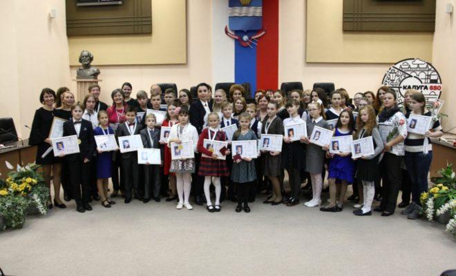 Более тысячи дипломов международного уровня заработали творческие дети