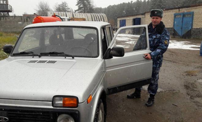 В Товарковском лечебно-исправительном учреждении выбрали лучшего водителя