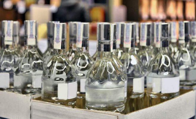 Свыше 23 тыс. литров палёного алкоголя изъято калужскими полицейскими