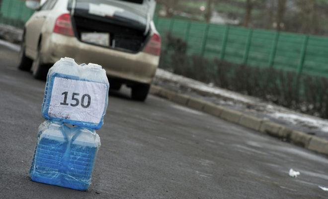 Региональный Роспотребнадзор опубликовал список некачественной «стеклоомывайки»