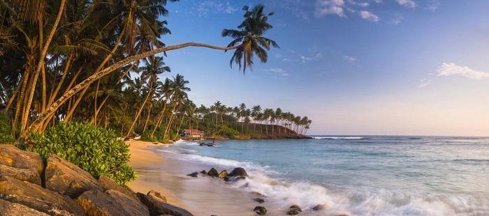 МИД ошторме наШри-Ланке