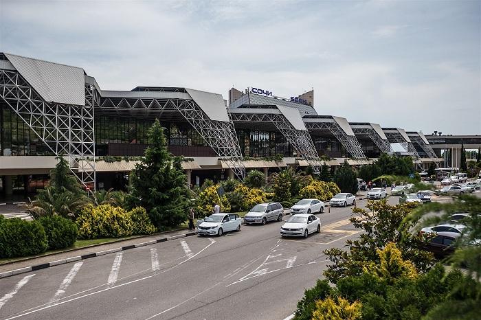 Ваэропорту Сочи запустили автоматизированный выход напосадку