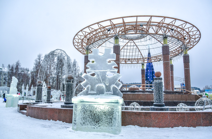 Ханты-Мансийск— Новогодняя столица РФ