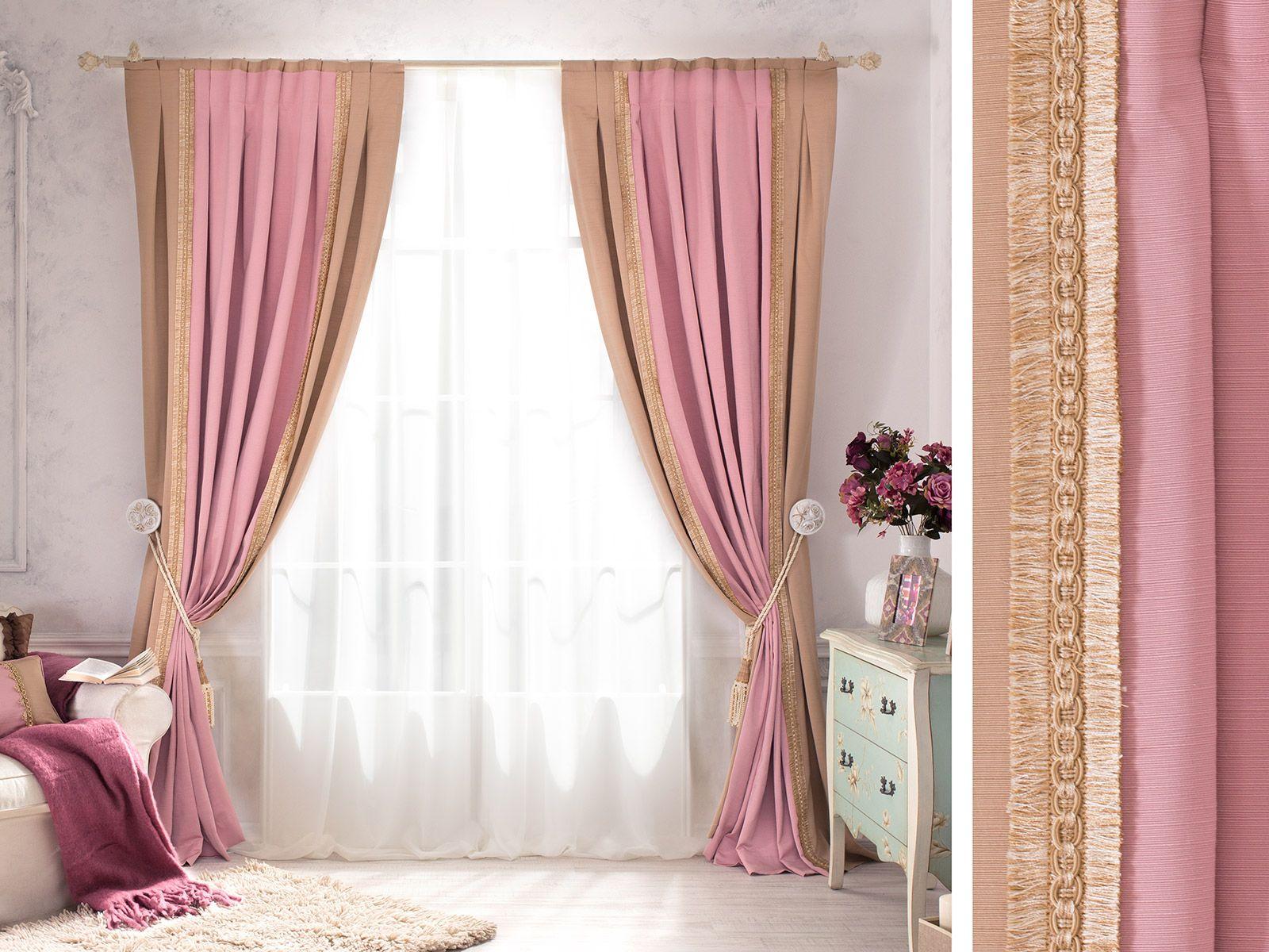 Полотна для пошива штор