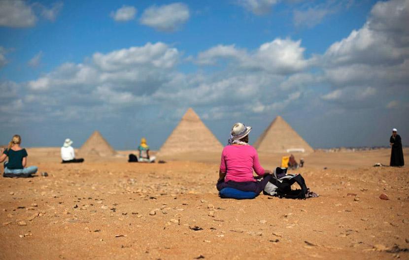 Втуризме Египта ожидают большой всплеск