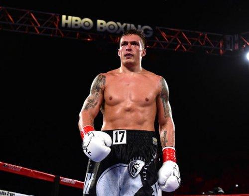 Боксерский поединок Усик— Бриедис состоится 27января вРиге