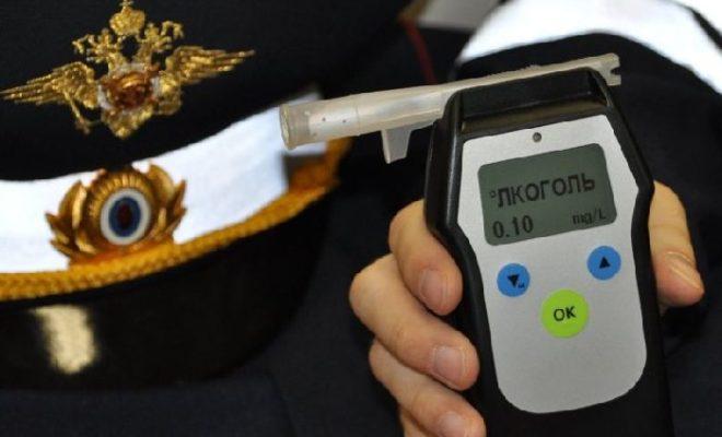 За регулярную пьяную езду пенсионера привлекли к уголовной ответственности
