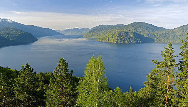 Барнаульская сетевая компания построит наТелецком озере туристический комплекс