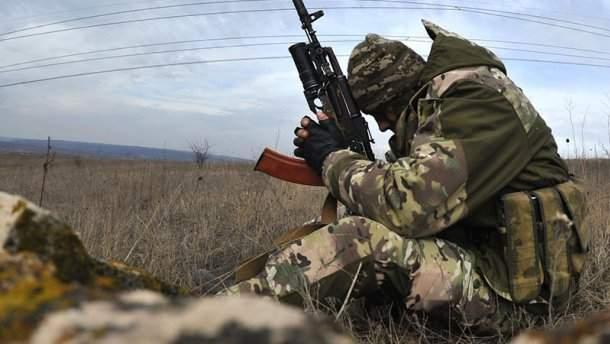 Боевики 30 раз обстреляли позиции сил АТО— Штаб