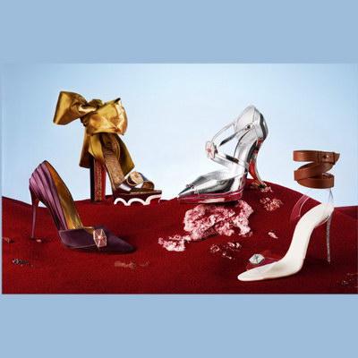 Christian Louboutin выпустит обувь вчесть премьеры новых «Звездных Войн»