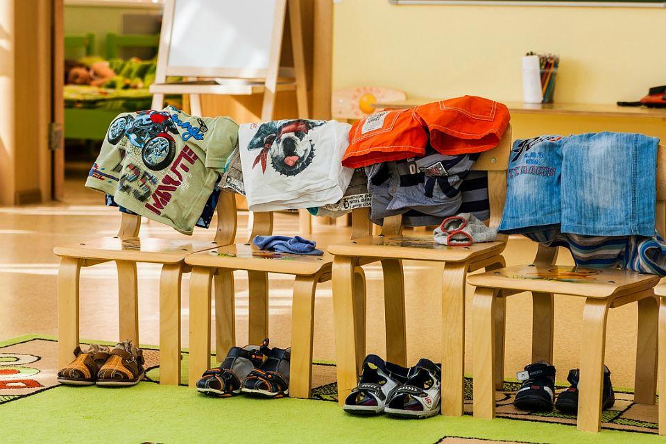 Впоселке 27км завершен полноценный ремонт детского сада