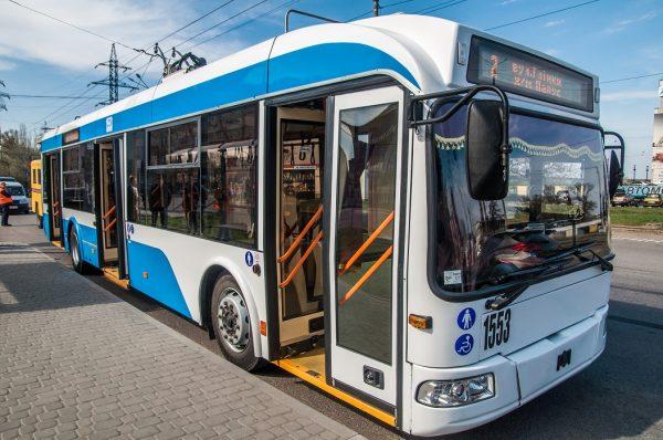 ЕБРР выделит Днепру 10 млн. евро назакупку новых троллейбусов