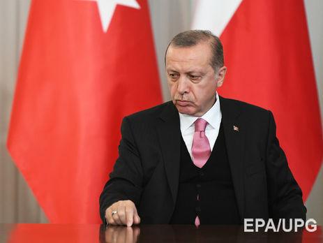 Эрдоган считает, что США пробуют шантажировать Турцию
