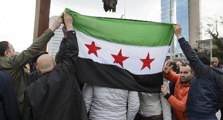 Против конгресса нацдиалога выступили 40 группировок вооружённой оппозиции Сирии