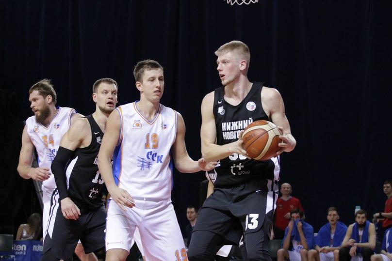 БК «Нижний Новгород» обыграл «Самару» в ¼ Кубка РФ