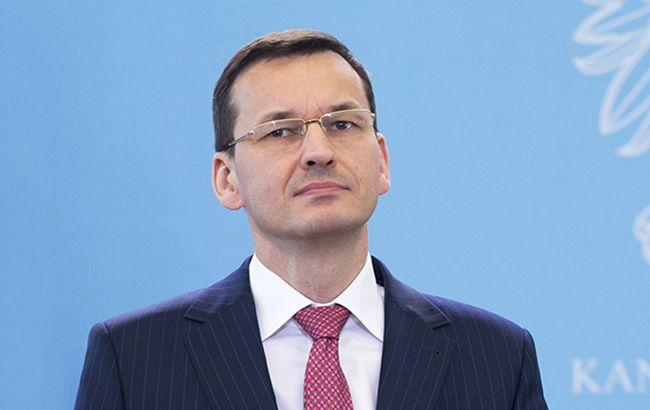Премьер Польши предлагает внести тему репараций вповестку польско-германских переговоров 1