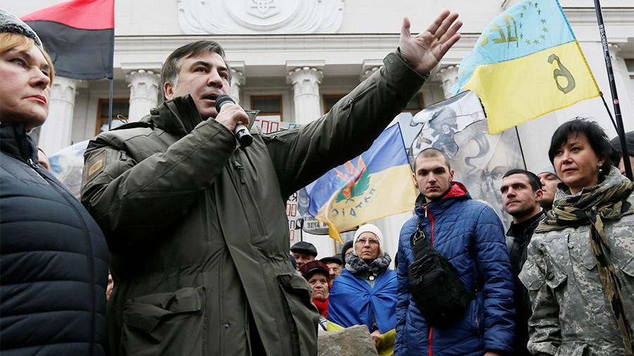 Арестован один изсоратников Саакашвили