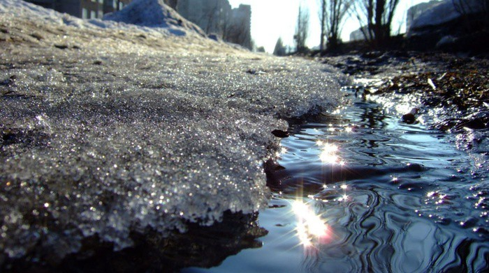 Температура воздуха вКиеве бьет рекорды за136 лет