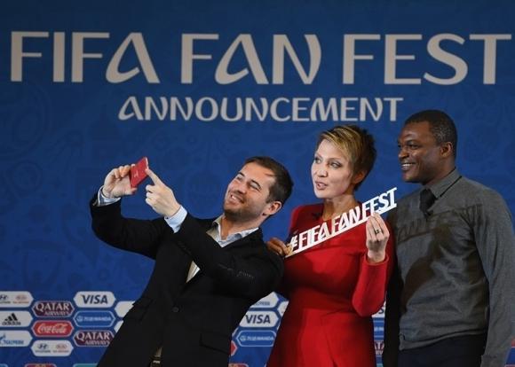 Фестиваль болельщиков FIFA вСочи смогут посетить 250 тыс. человек