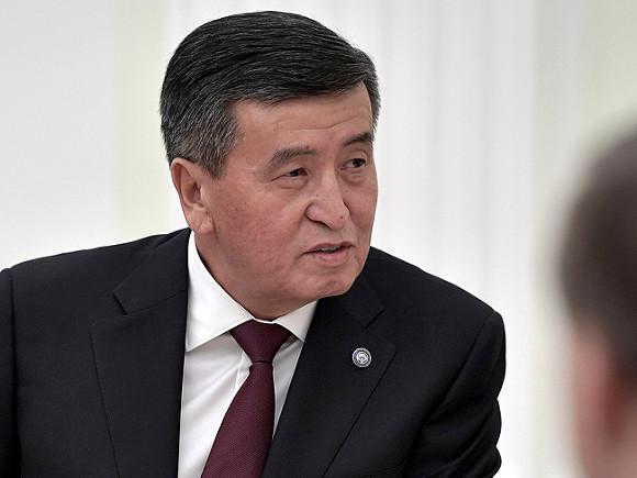 Новый президент Киргизии стал богаче на $144 тысячи, отсудив их у корреспондентов