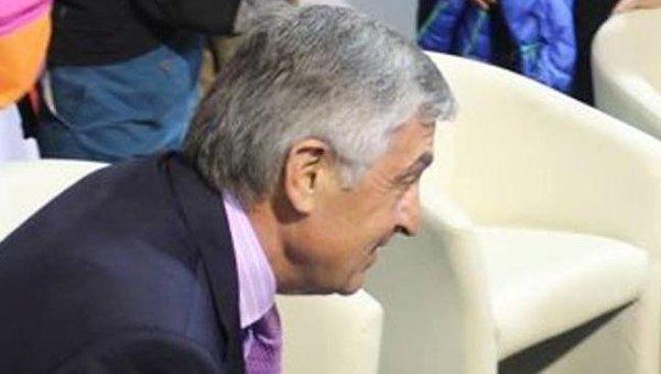 Саакашвили заявляет, что в государство Украину непускают его родственника