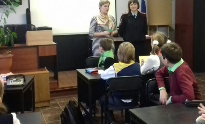 В Обнинске прошла олимпиада на знание Правил дорожного движения