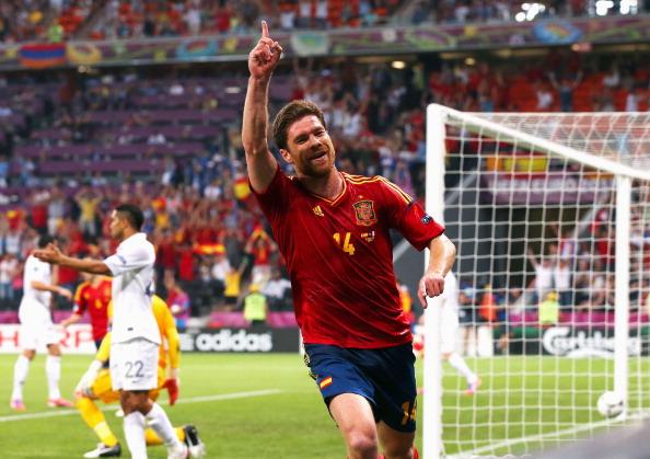 Хаби Алонсо: «Невижу сборной, котораябы выглядела сильнее Испании»