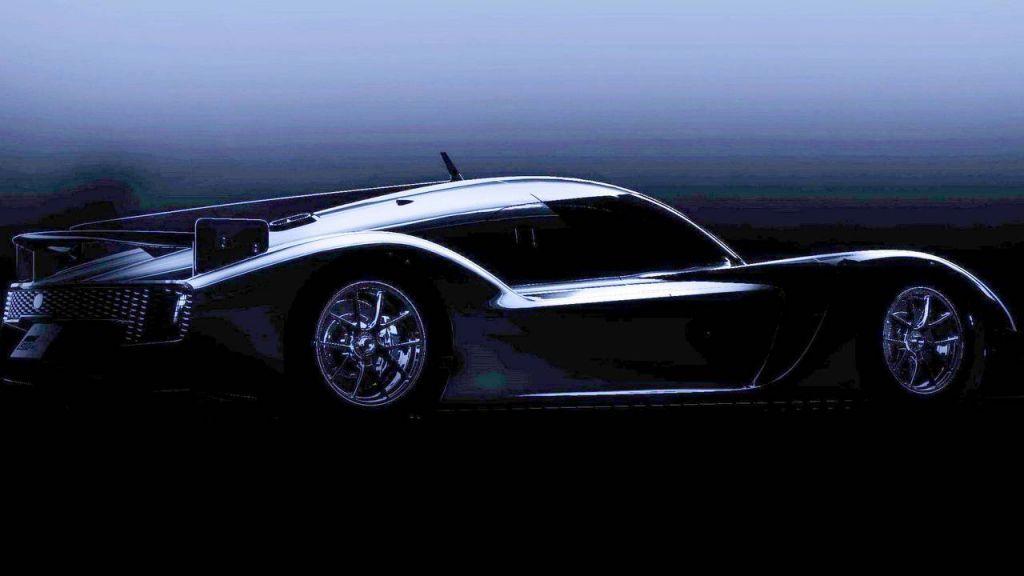 Тойота представила тизер нового трекового спорткараGR Super Sport
