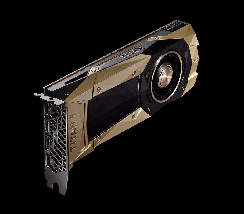 NVIDIA представила самую сильную видеокарту вмире